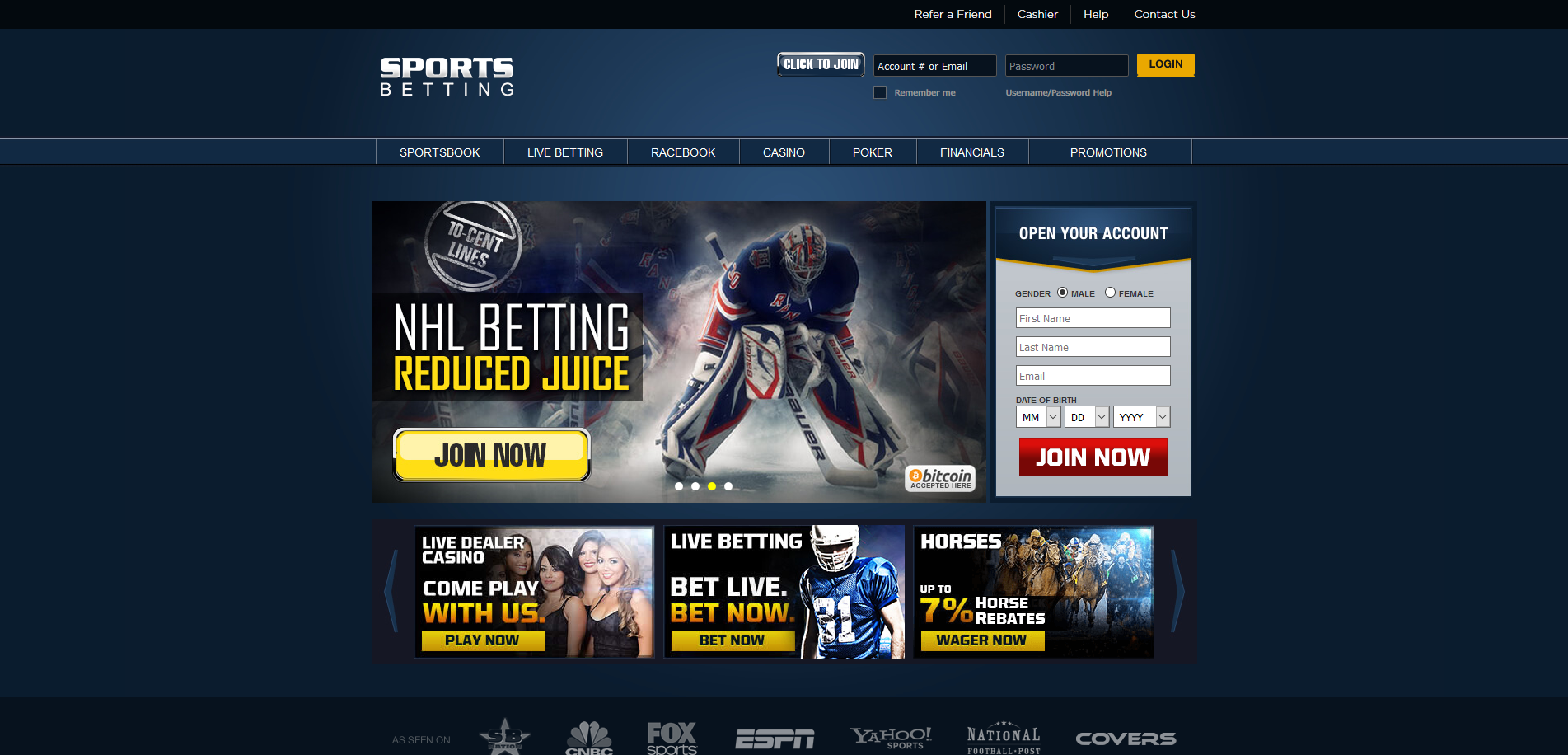 How to find the best betting sites?