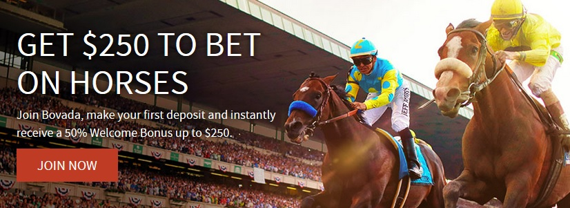 Online sports betting casino poker horse racing at bovada where to bet on the super bowl