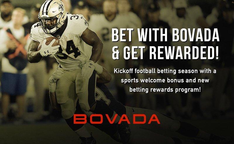 Bovada Rewards Points