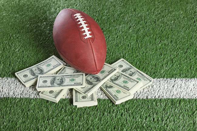 NFL Betting - Win Stacks of Cash